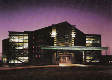 The VanTrease Performing Arts Center for Education