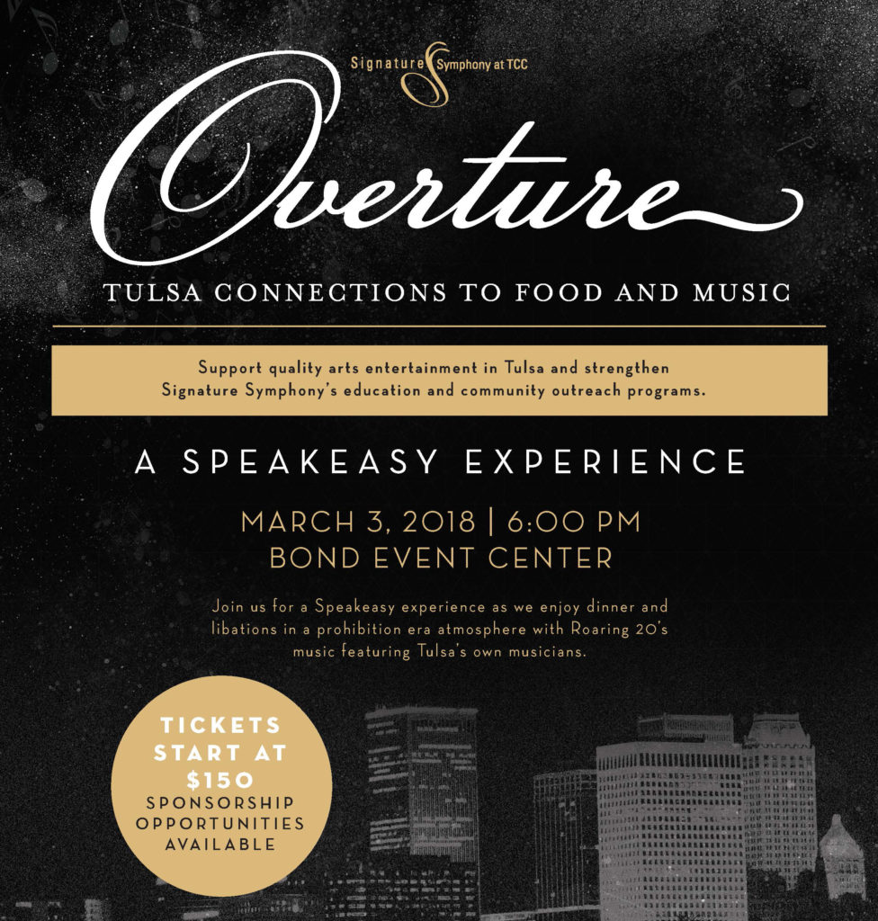 Overature Page Event Information