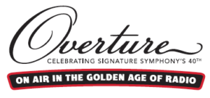 Overture Celebrating Signature Symphony's 40th